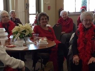 senior club holiday party 8